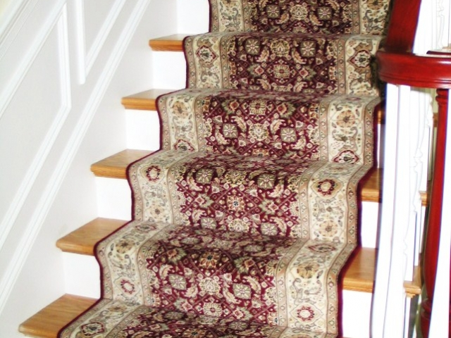 Herati Rug Runner Pittsburgh