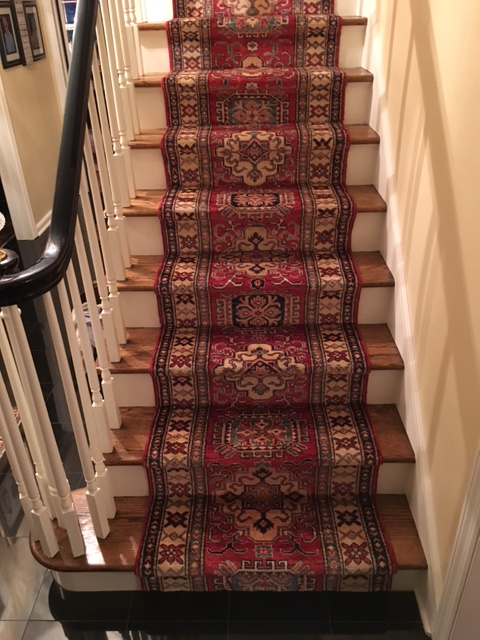 Rug Runner Installation Pittsburgh